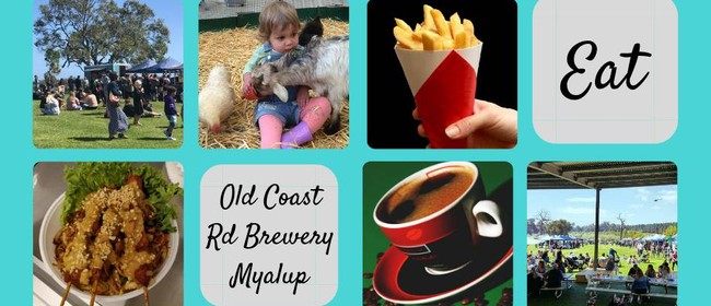 Image for Old Coast Rd Brewery Markets
