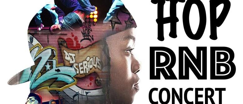 Live Hip Hop & RnB Concert