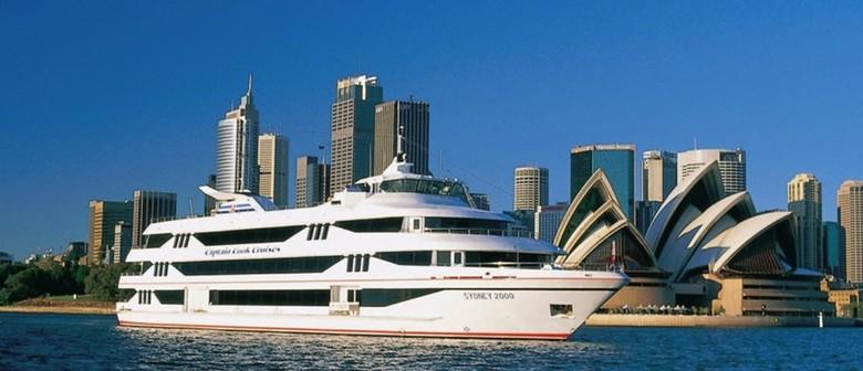Sydney-2000 Christmas Day Lunch