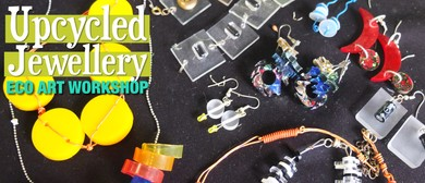 Introduction to Upcycled Jewellery Eco Art Workshop