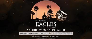 Australian Eagles Show