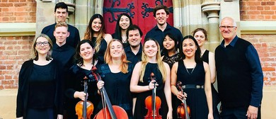 Camerata Academica of the Antipodes: Baroque Delights