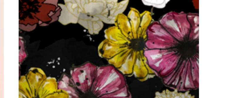 Floral Illustration Workshop With Estelle