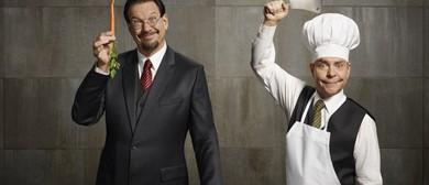 Penn & Teller: The World's Greatest Comedy Magicians