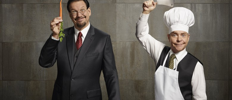 Penn & Teller: The World's Greatest Comedy Magicians