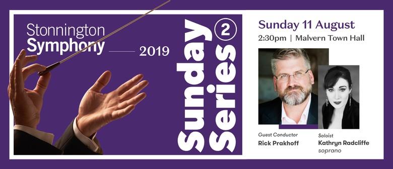 Stonnington Symphony - Sunday Series 2