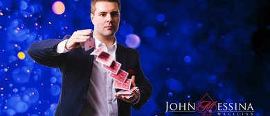 "House of Magic presents ""The Magic of John Messina"""