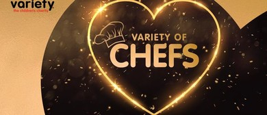 Variety of Chefs