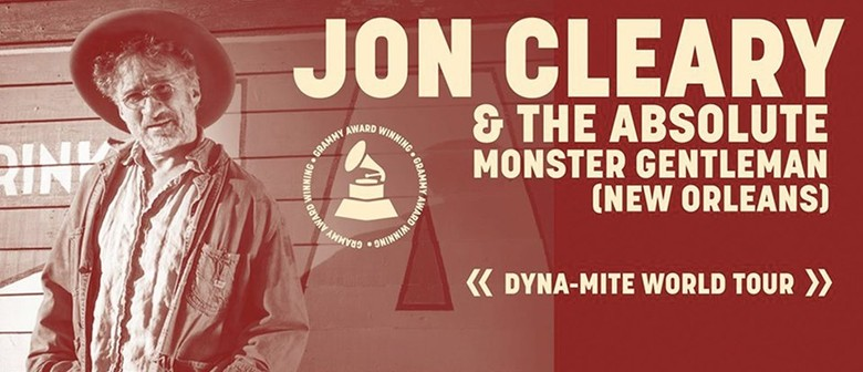 Jon Cleary & The AMG
