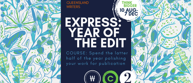 Express: Year of The Edit – Writing Workshop