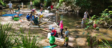 Bond & Build - Raft Making Workshop