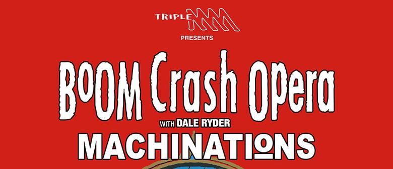 Boom Crash Opera With Dale Ryder