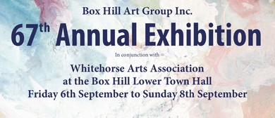 Box Hill Art Group 67th Annual Art Exhibition and Sale