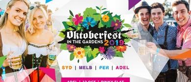 Oktoberfest In the Gardens
