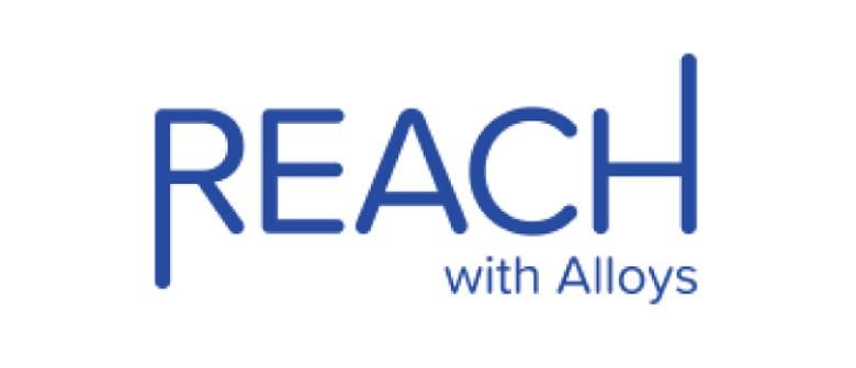 REACH with Alloys: CANCELLED