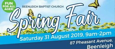 Beenleigh Baptist Church Spring Fair