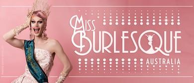 2019 Miss Burlesque Australia Grand Final