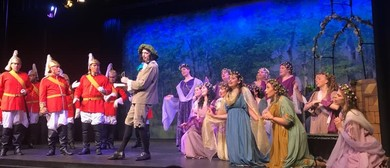 Savoy Opera – Patience By Gilbert and Sullivan