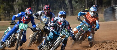 City of Penrith Motorcycle Club Classic Charity Weekend