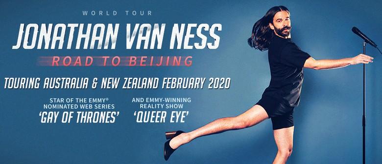 Jonathan Van Ness – Road To Beijing World Tour