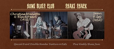 Hume Blues Club