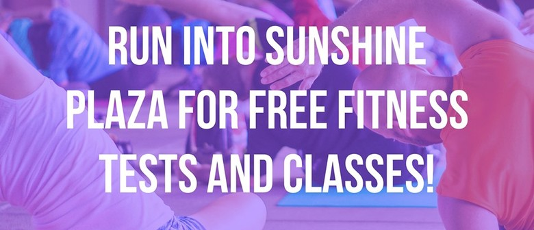 Fitness Tests and Classes With Anytime Fitness