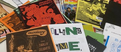 You Won't Really Know Till You Try It: Zine Making Workshop