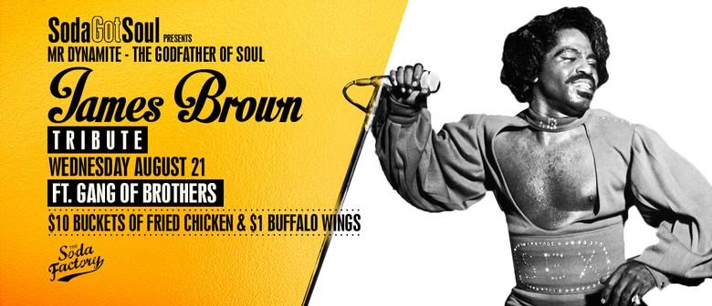 Soda Got Soul: The James Brown Tribute