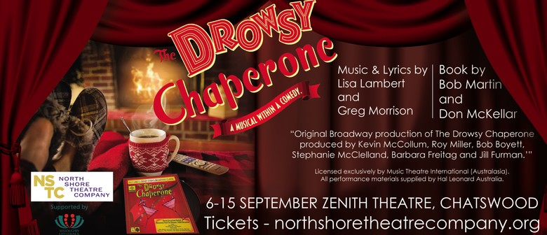 The Drowsy Chaperone Presented By NSTC