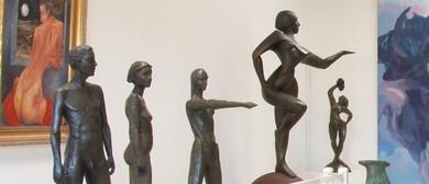 Greg James Sculpture Studio Gallery