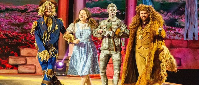The Wizard of Oz Arena Spectacular: CANCELLED
