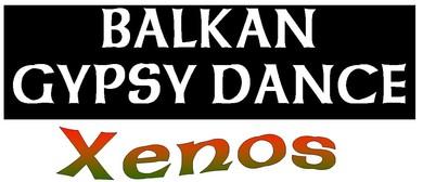 Balkan Gypsy Dance