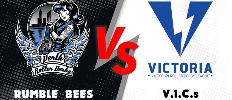Perth Roller Derby Rumble Bees Vs Victorian Roller Derby