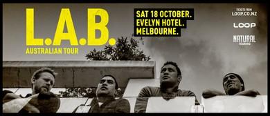 L.A.B. 2019 Australian Tour
