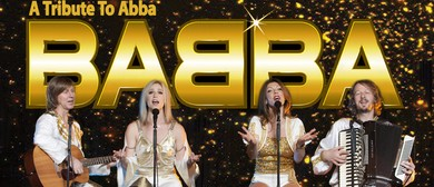 BABBA In Concert: CANCELLED