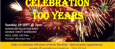 A Class of Brass Celebrates 100 Years