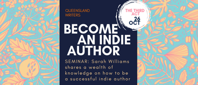 Becoming an Indie Author Success With Sarah Williams