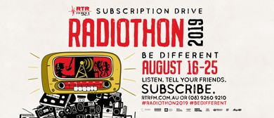 Radiothon 2019: Be Different