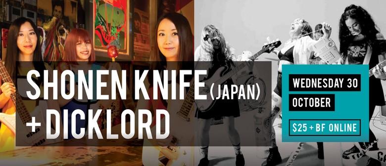 Shonen Knife + Dicklord
