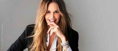 Lunch with Elle Macpherson