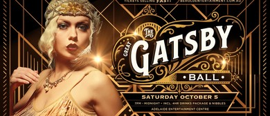 The Adelaide Great Gatsby Ball 2019