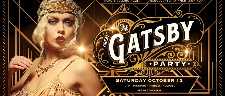 The Perth Great Gatsby Party 2019