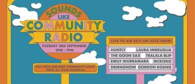 Laura Imbruglia – Sounds Like Community Radio