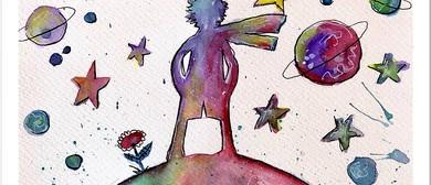 The Little Prince – Watercolour Beginners' Class