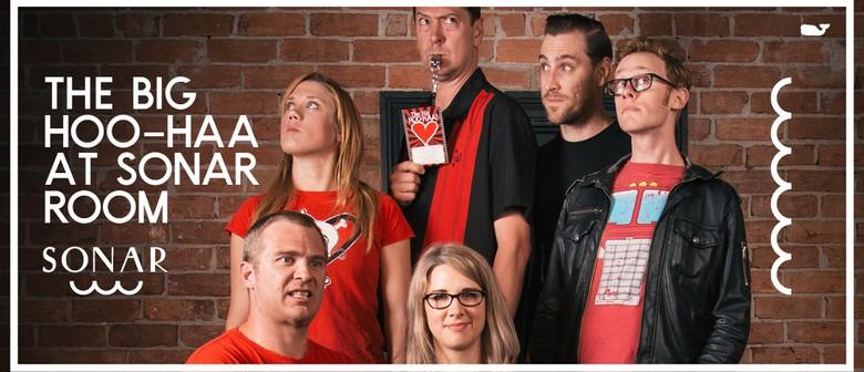 The Big HOO-HAA! – Improv Comedy