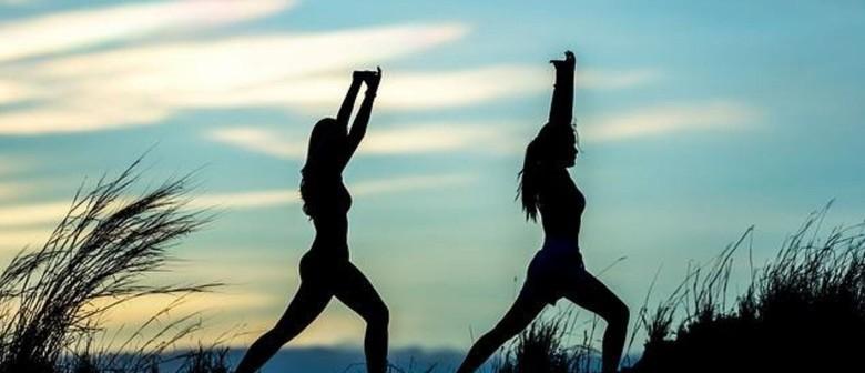 Garden Yoga & Picnic