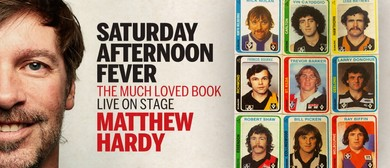 Saturday Afternoon Fever With Matthew Hardy