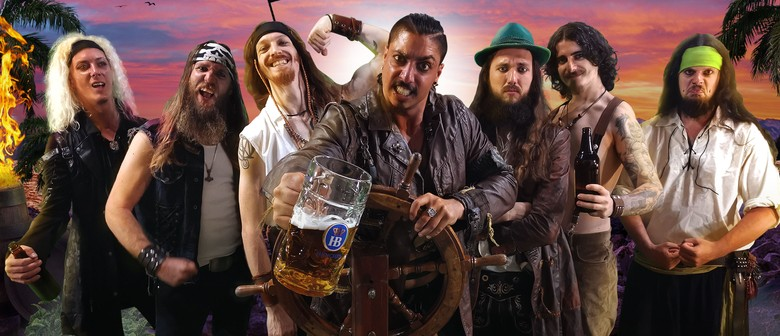 Lagerstein – Endless Rums Album Launch