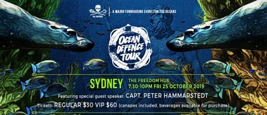 Sea Shepherd Sydney Ocean Defence Tour