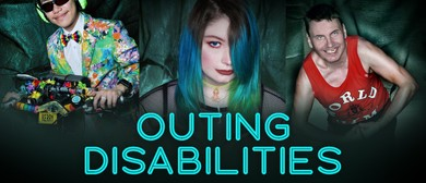 Exhibition: Outing Disability – Coastal Twist Festival